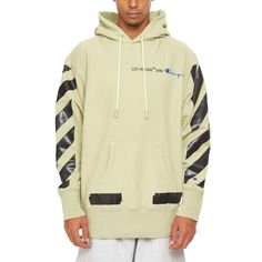 04d27bc3 Champion hoodie from the S/S2018 Off-White c/o Virgil Abloh collection