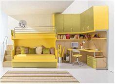 decoracion de cuartos juveniles sencillos - Buscar con Google