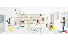 atelier4cinquieme, architecture, mobilier, design, atelier 4/5, atelier 4-5, florent grosjean, jean-françois Glorieux, architectes, bruxelles, recup, architecture