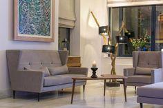 Avra city hotel / happy seater & yary painting