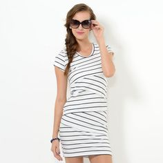 Buy 'Simple Life Z – Striped T-Shirt Dress' at YesStyle.com plus more Hong Kong items and get Free International Shipping on qualifying orders.