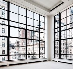 Loft living in NYC.