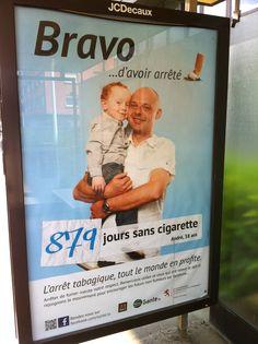 Ministère de la Santé - campagne anti-tabac 2012