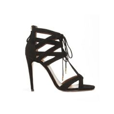 AQUAZZURA EDITORIALIST EXCLUSIVE: Beverly Hills Sandal