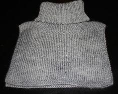Fletværk: Build a Bear + Halsedisse Knitting Patterns Free, Free Pattern, Build A Bear, Neck Warmer, Cowl, Knitwear, Knit Crochet, Turtle Neck, Knits