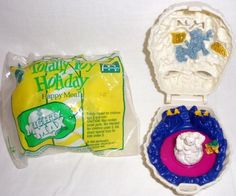 2 McDonald's 1993 Totally Toy Holiday Mighty Max Toys New And Sealed And Loose #McDonalds