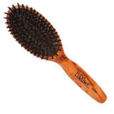 Cepillo oval-madera 100%jabalí