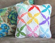 Quilt Inspired Crochet Square - Free Crochet Pattern