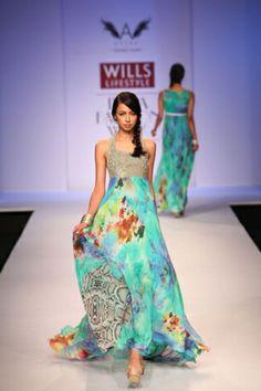 Autre by Gautam Gupta ~ Wills Lifestyle India Spring/ Summer 2014