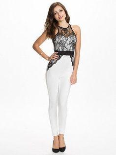 5719efcd4ee women sexy beautiful fashion jumpsuit. Playsuit RomperLace ...