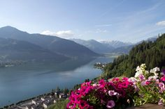 Zell Am See (lake town with plenty of shops and restaurants, popular for family vacations) - Zell Am See, Austria