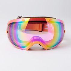 New Ski Glasses Snowboard Goggles Double Lens Antifog UV400 Polycabonate 2300OR | eBay