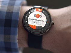 Android Wear - Soundcloud by Guillaume Hambourger