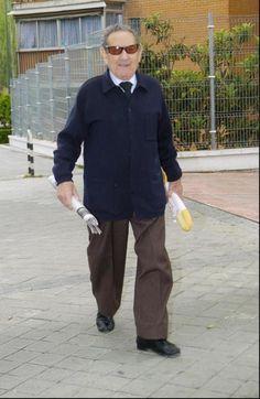 Francisco Rocasolano ingresó el pasado 25 de julio en el hospital Clínico Universitario de Salamanca