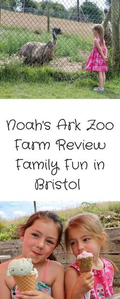 Noah's Ark Zoo Farm Review | Family Fun in Bristol www.minitravellers.co.uk With the summer holidays now firmly upon us, I'm sure I'm not the only parent out there to be hunting down exciting things to do with our kids, or on the lookout for wonderful new places to take them for a lovely day out. So this is where I would like to introduce you to Noah's Ark Zoo Farm.