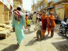 https://flic.kr/p/9nkYVr | Jaisalmer Streets | Rajasthan - India