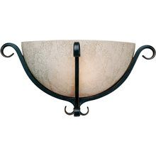 View the Forte Lighting 2250-01 Wall Washer Sconce at LightingDirect.com.