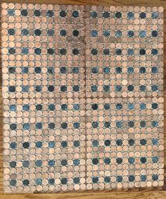 KVS Mint Coin Tile | Products & Ordering