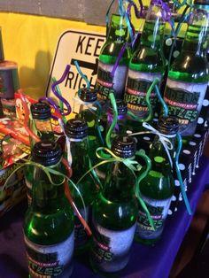 Teenage Mutant Ninja Turtles Birthday Party Ideas | Photo 1 of 10 | Catch My Party