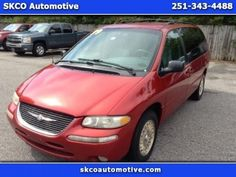 1999 Chrysler Town & Country $2,950