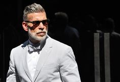 Nick Wooster... Style creator!
