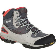 Asolo Yuma WP Boot Womens Silver Grey 10 >>> You can get more details