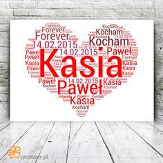 Serce z Twoich słów to wyjątkowy i piękny prezent dla ukochanej osoby!  http://bit.ly/1jxTVsc