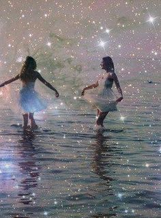 all that glitters #magic #stars #sparkle