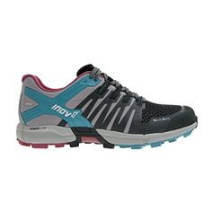 Inov8 Womens Roclite 290 Off Road Shoes /& Workout Visor Bundle