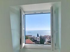 the Tagus River Lisbon Apartment, Portuguese, The Neighbourhood, Saints, Windows, River, Stylish, Room, Design