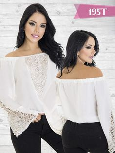 Blusa Moda Tabbachi Beige - Ref. 236 -195 Beige