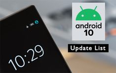 List of Smartphones Getting Android 10 Update (Check Yours) #android #androidphone #googlepixel #smartphone