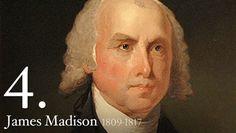 Photo of James Madison