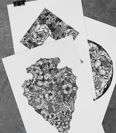 3 Pack Of Coloring Book Pages Available At Littlepatterns