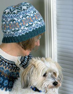 Ravelry: Stranded Flower Hat pattern by Cheryl Chow Knit Crochet, Crochet Hats, Flower Hats, Chow Chow, The Crown, Knitting Designs, Cheryl, Ravelry, My Design
