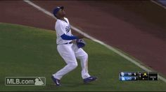 Yasiel Puig's throw from deep down the right-field line to third base is a sight to behold   MLB.com