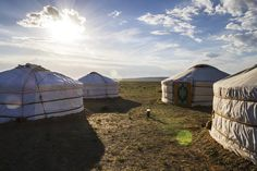 The Gobi Discovery II Ger Camp Near Ulaanbaatar, Mongolia   38 Pictures From The Most Bizarre Hotels Around The World