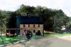 Mariana Gristmill - Heritage Restorations