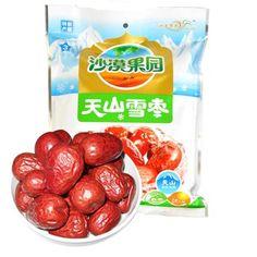 沙漠红枣业 沙漠果园 天山雪枣 3星 500g/42