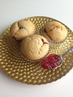 Raspberry Jam Muffin
