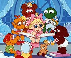 I watched the Muppet Babies religiously! They just don't make imaginative cartoons like this anymore!
