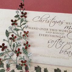 Get ready for Christmas with NEW Memory Box DIES at BlueMoon Scrapbooking