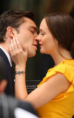 I miss Blair and Chuck!