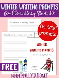 Fun Writing Activities, Fun Writing Prompts, Winter Activities For Kids, Persuasive Writing, Work On Writing, Cool Writing, Writing Skills, Kids Writing, Creative Writing