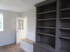 We specialise in bespoke kitchens and joinery, fine interiors and renovation works. Storage Shelving, Shelves, Bespoke Kitchens, Other Rooms, Bathroom Interior Design, Joinery, Bookcase, Farmhouse, Meet