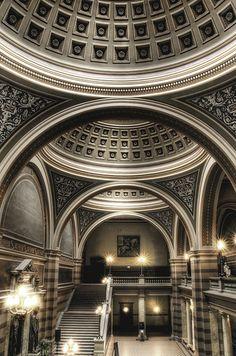 University Hall - Uppsala, Sweden
