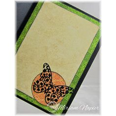 Serendipity Stamps Floral Frame & Embellishment Dies - Petite Butterfly die
