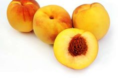 """Discover the nutrition facts for """"nature's candy,"""" peach nutrition. Peaches are a healthy snack, great for smoothies and even better for healthy weight loss! Best Weight Loss Foods, Healthy Weight Loss, Red Peach, Mojito, Health And Nutrition, Fresh Fruit, Smoothies, Healthy Snacks, Benefit"""