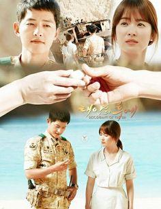 Descendants Of The Sun 태양의 후예 # Korean Drama Series, Korean Drama Quotes, Taiwan Drama, Drama Korea, X Movies, Drama Movies, Films, My Love Song, Love Songs