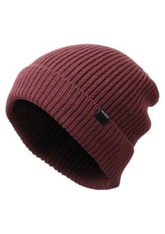 f50c10c4091 Regain Beanie in Bordeaux Dope Hats